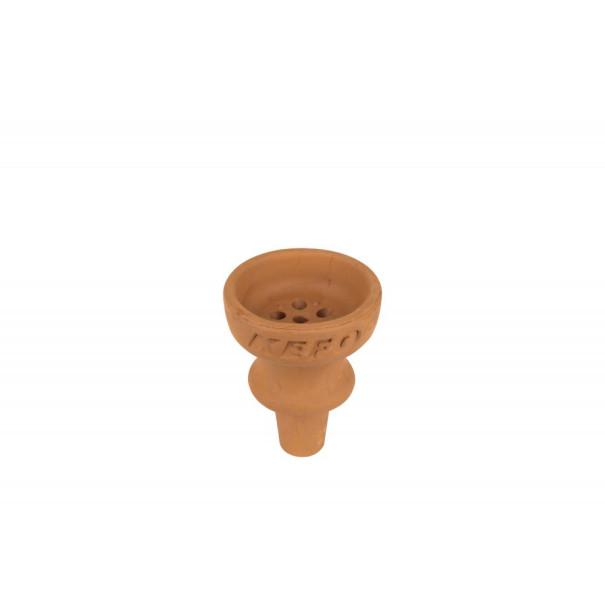 Мъжка глинена чашка за наргиле Kefo Toprak
